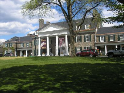Fenimore Art Museum in Cooperstown. (c) Simona David
