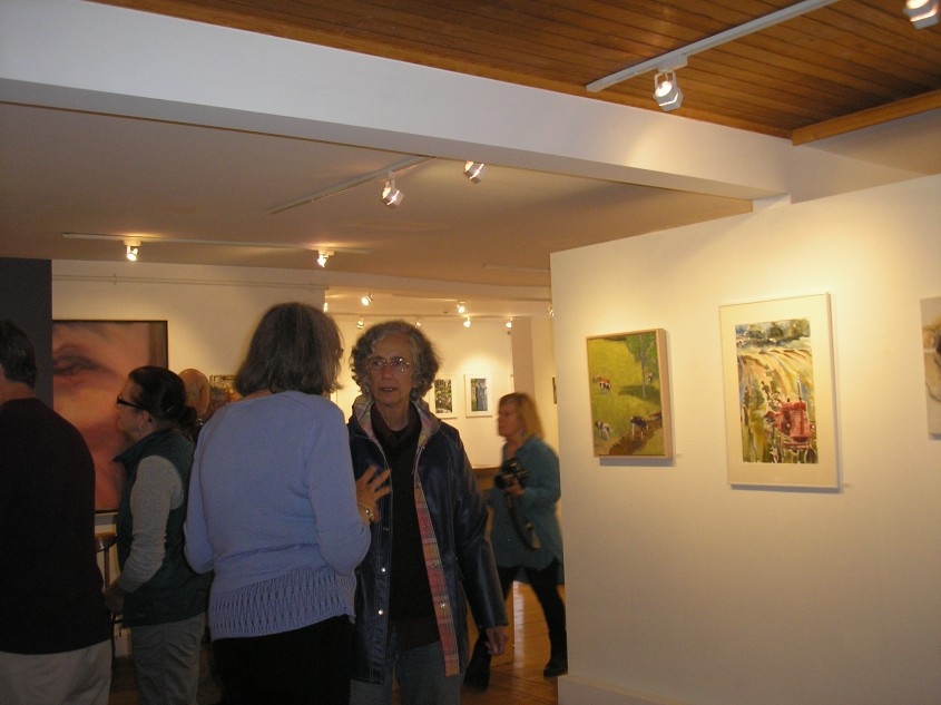 Longyear Gallery. (c) Simona David
