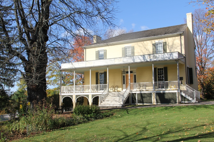 Thomas Cole National Historic Site. Contributed Photo.