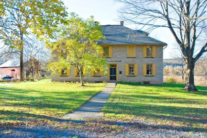 Bevier House Museum. Contributed Photo.