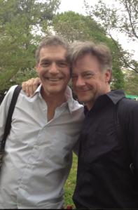 Adam and John. Contributed Photo.