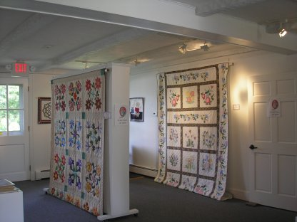 Quilt Show at Erpf Center. (c) artinthecatskills.com