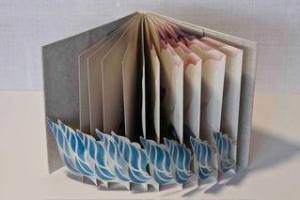 Book structure by Hedi Kyle