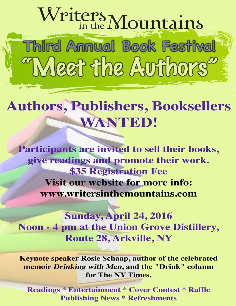 Book Fair Call for Authors