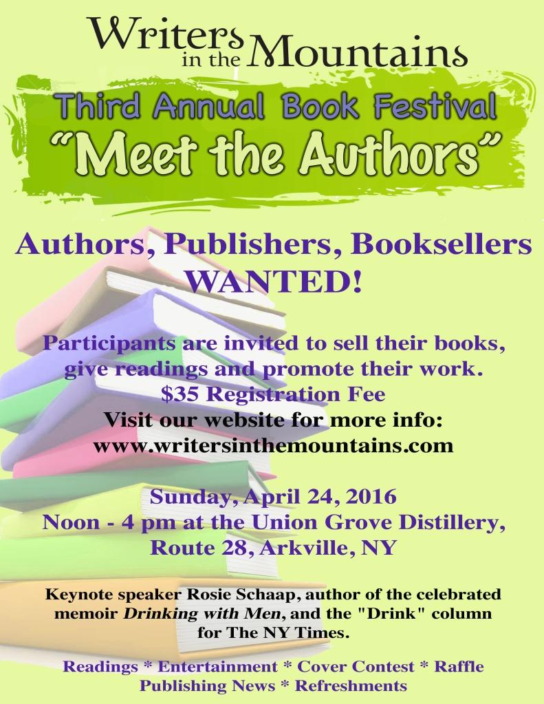 Book Fair Call for Authors