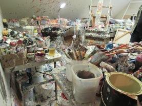 Adam Cohen's Studio