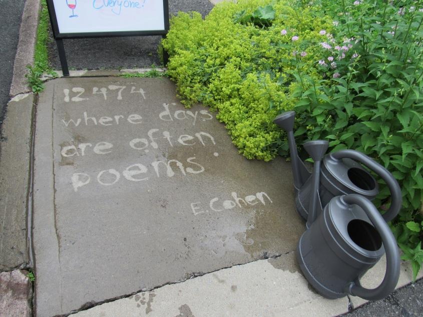 Raining Poetry
