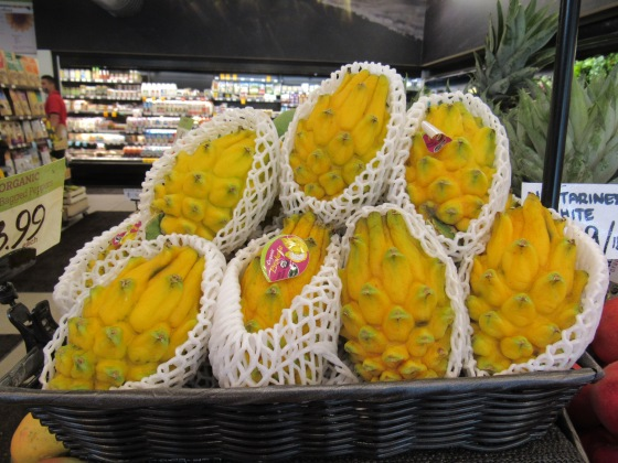 Dragon Fruits (Yellow)