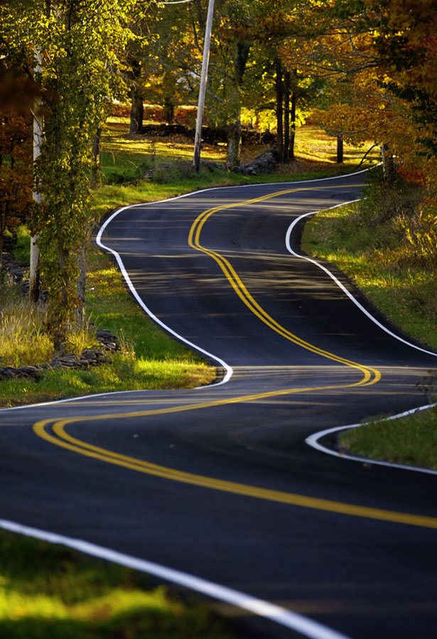 road to windham