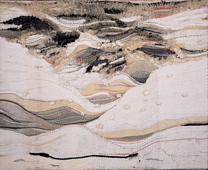 SnowScene (C)1980 Tabitha Gilmore-Barnes